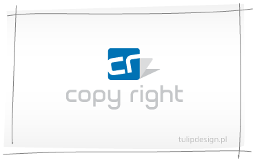 Logo project: Copyright