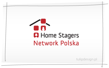 Logo project: Home Stagers Network Polska